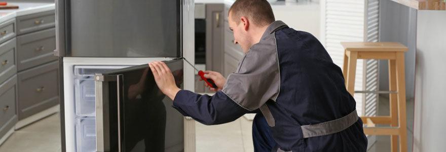 Réparation de réfrigérateurs à domicile